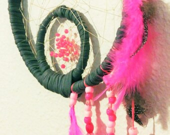 Dreamcatcher Gray and Pink