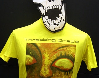 Throbbing Gristle - Funeral in Berlin (without white ink) - T-Shirt
