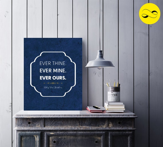 ever thine ever mine ever ours by infiniteelevendesign