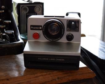 Vintage Camera - Polaroid Pronto! B Land Camera - Uses SX-70 Film