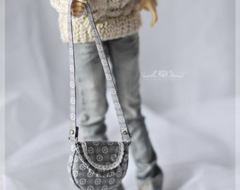1/4 Wild Daisy Bag for MSD/MNF/Narae/Unoa (and any other doll of similar measurements)