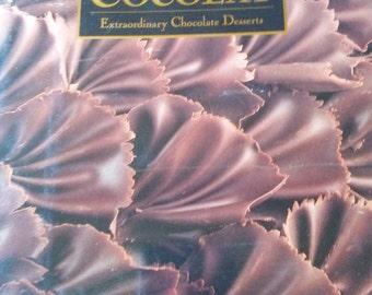 Cocolat Extraordinary Chocolate Desserts by Alice Medrich 1991