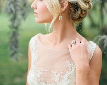 Rhinestone Crystal Tie on Headband headpiece, Wedding Headband, ribbon headband, Bridal rhinestone head piece,Prom  bridesmaid Headband