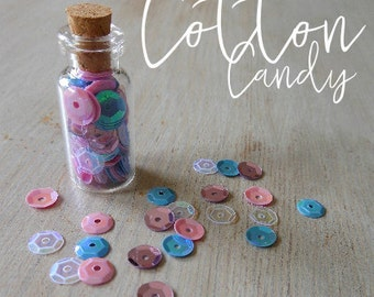 Planner Sequins - 'Cotton Candy'