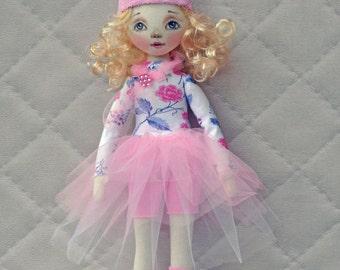 SALE!! gnome , Textile doll, decorative doll