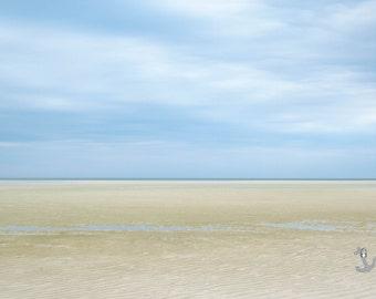 Limited Edition ~ Cape Cod ~ Chapin Beach, Dennis, MA, Abstract, Nautical Decor, Cape Cod, Fine Art Canvas, New England,Fine Art Photography
