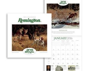 Remington® 200th Anniversary Calendar