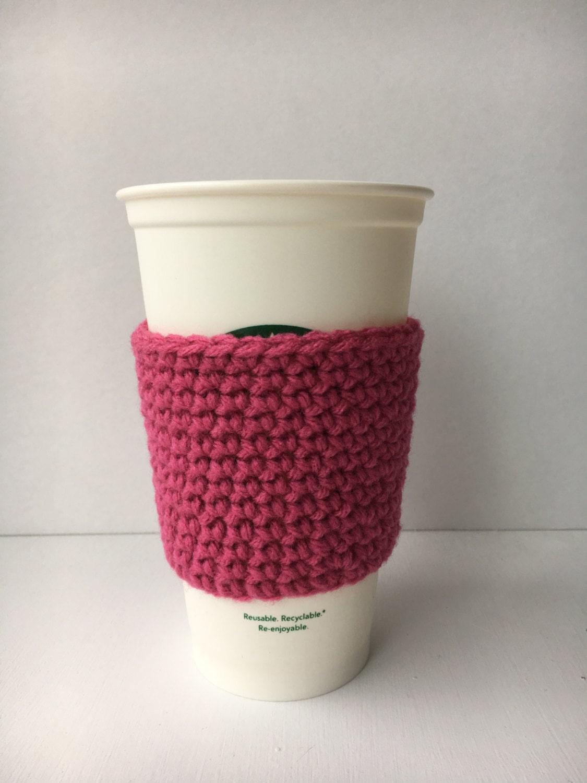 Crochet cup cozy's coffee cozy coffee cup cozy coffee