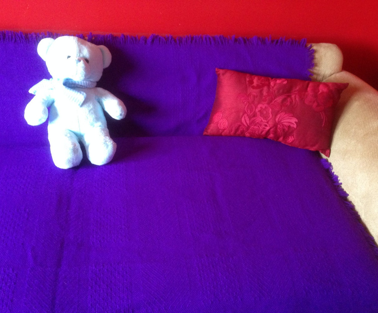 Irish Wool Throw Sofa Throw Over 4 39 6 Wide X 6 39 0 In