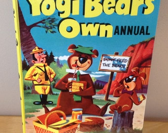 Yogi Bears Own Annual 1964