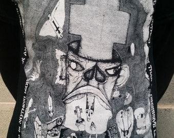 Rudimentary Peni - Farce T-shirt