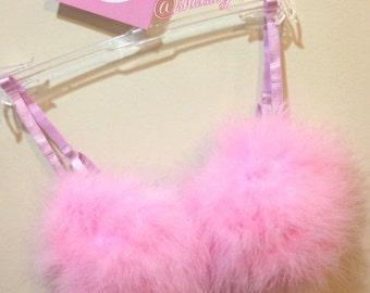 Fluffy Bra & Panty Set