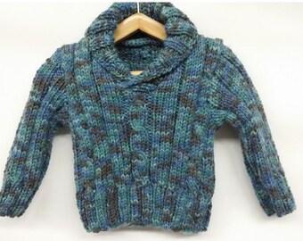 "Sweater wool ""as a big"