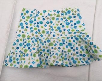 Nice little ruffles skirt, size 4T