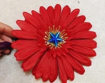Big Flower Clip