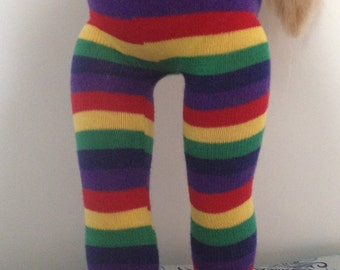 Tights - many colours and styles for 18in dolls