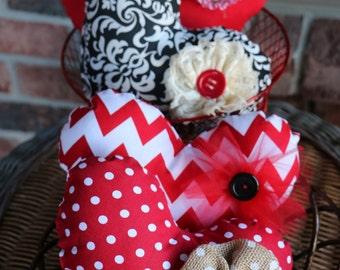Valentine Mini Plush Pillows