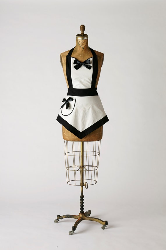 Sexy Modern French Maid Veronica Apron