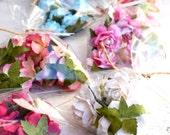 Paper Flower Wall Paper Flowers Wedding Paper Flower Backdrop DIY Wedding Favors Wedding Signs Signage Bridal Shower DIY Wedding Bouquet