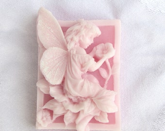 Pink Fairy Soap