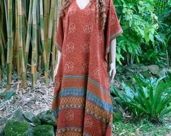 Kaftan Dress, Long Kaftan, Caftan, Cover up, Long Dress