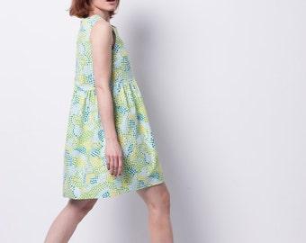 Coquette Oversize Smock dress