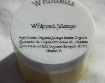 Whipped Mango Moisturizer 2oz/59ml