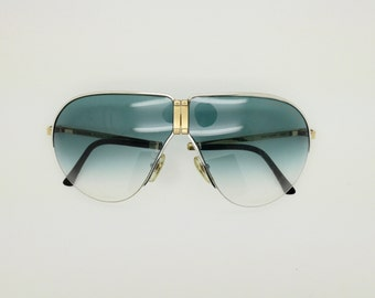 Vintage 80s Porsche Design 5628 41 Panorama Folding Glasses by Carrera discount till 30sept, from 169 euro to 129 euro.