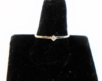 Diamond Ring, Gold Diamond Ring, Diamond Ring Band, Diamond Solitaire Engagement Ring, Diamond Solitaire, Princess Diamond Ring