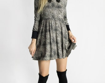 True Romance Leopard Print Dress