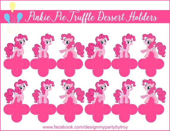 PINKIE PIE My Little Pony Pinkie Pie Party Supplies Pinkie