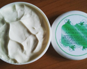 Anti-cellulite body cream