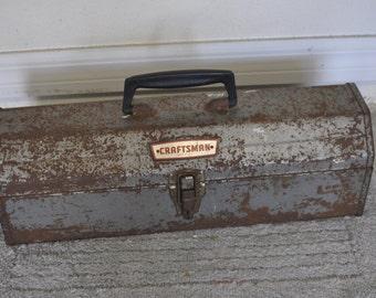Old Craftsman Tool Box