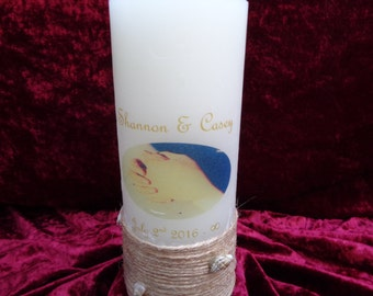 Wedding/Confirmation/Christening candle