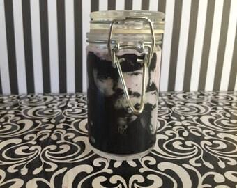 Lemmy/Motorhead Stash Jar Favor Jar