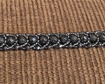 Raven Sparkle by Beaded Wonders