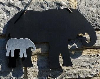 Elephant chalkboard/ Blackboard