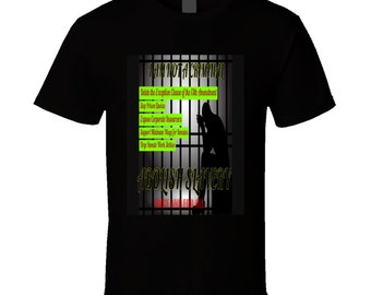 Abolish Neo Slavery T Shirt