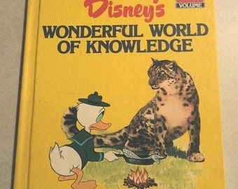 Disney's Wonderful World of Knowledge Vol. 1