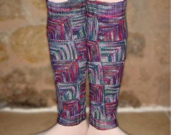 A Danser Leg Warmers Knitting Pattern