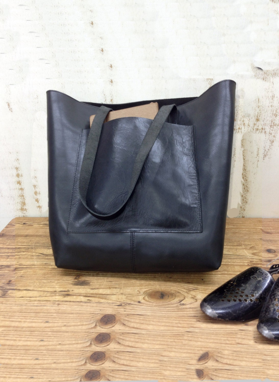 prada womens purses - Popular items for tote with pockets on Etsy