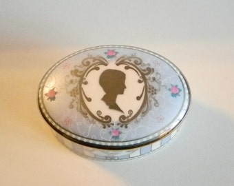 Welsh jewelry etsy for Princess diana jewelry box