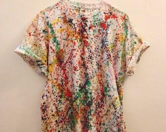 Dots Tie Dye T-shirt