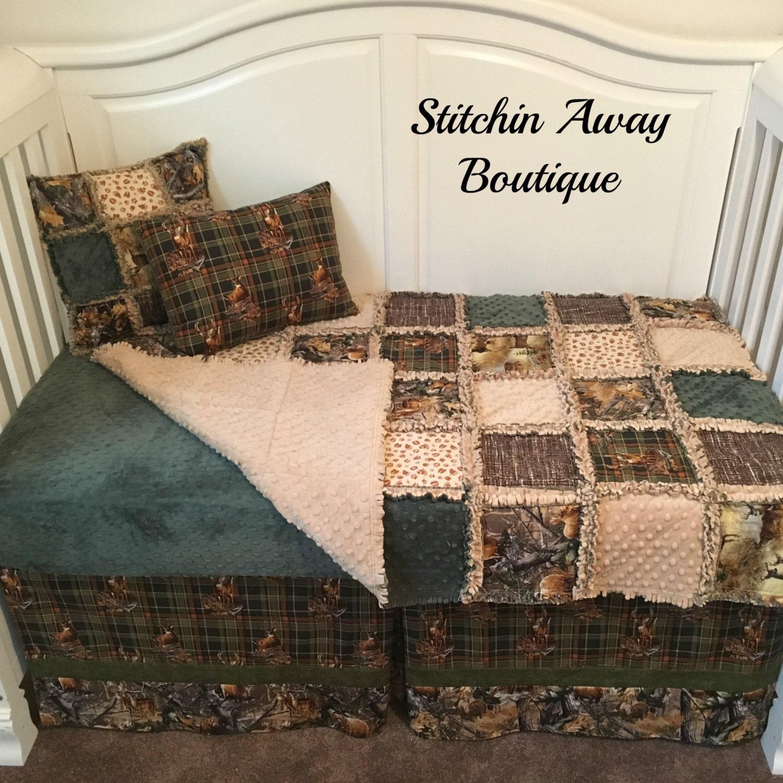 Camo Crib Bedding Setcustom Crib Bedding Set Baby Bedding
