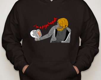 JESSE and DEMMA Hooded Sweatshirt