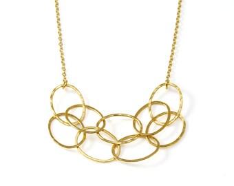 Small GP Cascade Necklace