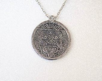 Aztec medal (calendar)