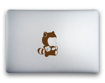 Mario Tanooki Suit 3.5 X 4.5-inch Sticker for MacBook Pro and MacBook Air