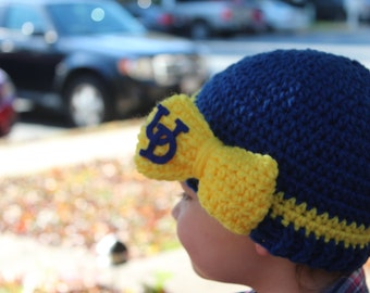 University of Delaware Bow Hat