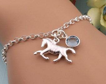 """Shop """"horse jewelry"""" in Bracelets"""